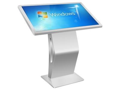 49 inch touch screen kiosk